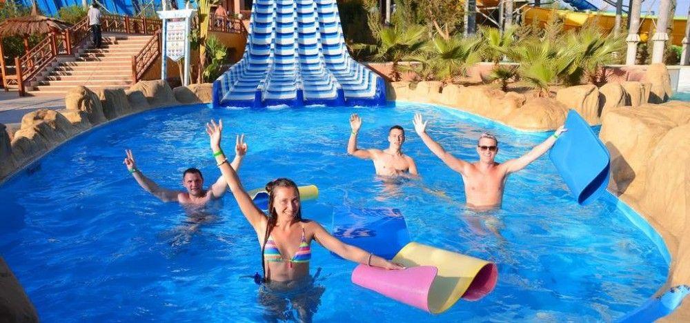 Горящие туры Египет в любимые отели сети ALBATROS